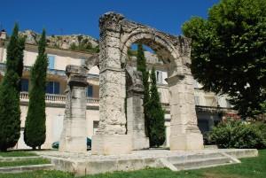 L'antiquité présente en Vauclyse