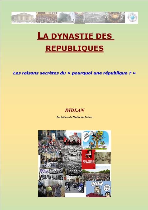 couverture la dynastie des républiques