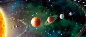 L'origine du chaos est dans l'univers